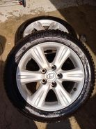 Sport rim 4 with tyre