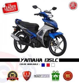Yamaha 135LC / LC (Cash / Credit / Loan Kedai )