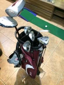 Golf M USKid Set 7 pc