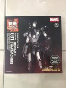 Revoltech iron man war machine