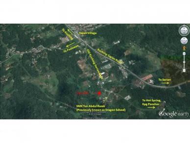 90 Points Land Near Tapah /Beside Dragon School