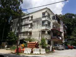 Seputeh syed putra walk up apartment for sell