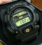Watch - Casio G SHOCK DW9052GBX-1A9 - ORIGINAL
