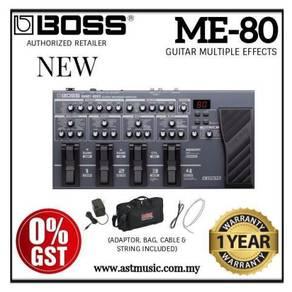 Guitar Multiple Effect Boss ME-80 Boss ME80