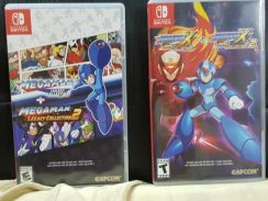 Nintendo Switch Megaman Legacy Collection
