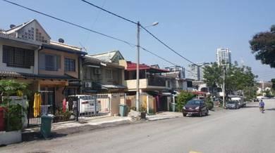 2sty link house MENJALARA kepong near desa parkcity FACING PLAYGROUND