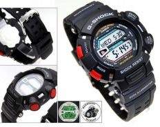 Casio g-shock g-9000-1v mudman watch | rally motor