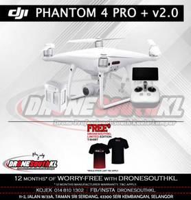 DJI Phantom 4 PRO+ V2.0 (Built-in 5.5 inch LCD)