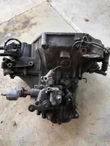 Gear Box SM4 Manual