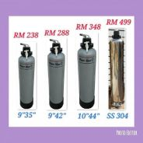 Water Filter / Penapis Air harga kilang 4J
