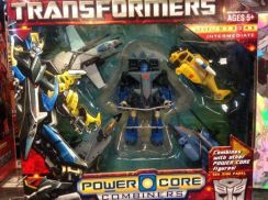 Transformers Power Core Combiners (100% MISB)