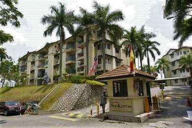 Seri Kasturi Apartment, Good Condition, Bandar Kinrara, Puchong