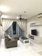 East Ledang Impiana Fully Furnished 2+1Beds Edu City Bukit Indah