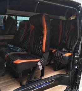 Seat Toyota Hiace