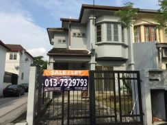 Freehold End Lot 2 storey USJ 12 Subang Jaya 11 Taipan