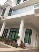 Bandar Bukit Raja, 2 1/2 Storey Lakeside Super Link End Lot