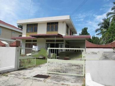 2 stry bungalow kampung baru buntong, ipoh, perak