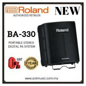 Roland Portable PA System BA330 BA-330 BA 330 Amp