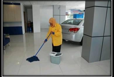 Servis cuci rumah dan halaman