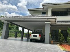 Star Hill Jalan Stampin Tengah Double Storey Semi D House For Sale