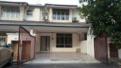 Taman Jelok Impian Renovated 2 storey Terrace Kajang with Security