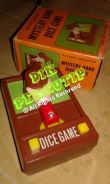 Mystery hand dice game rare toy