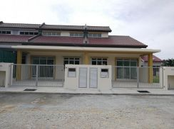 [NEW LAUNCH] Zero Down Payment Freehold 1 Sty Terrace House Banting