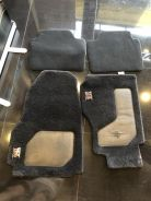 NISSAN GTR R35 original floormat carpet