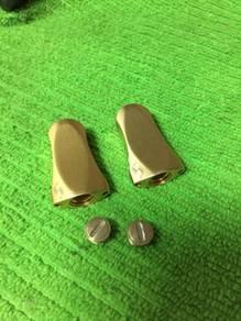 Ssc aluminium knob gold