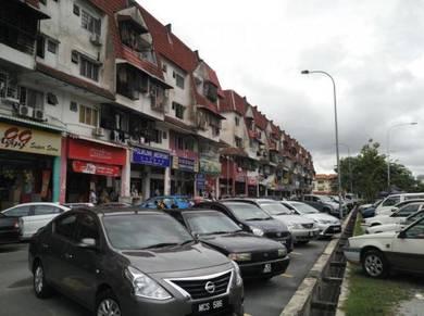 [MUSTVIEW] Shop Apartment 3R2B 800sqft TAMAN KOSAS AMPANG Bandar Baru
