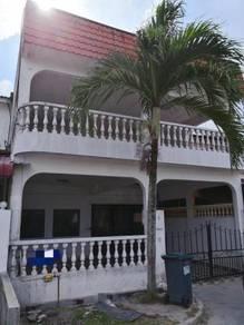 Below Market Price Taman Lian Seng Double Storey Terrace House