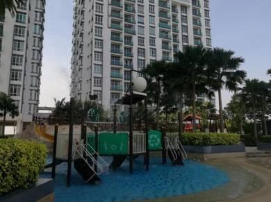 BM city mall condo 4room nice fully furnish bandar Perda BM