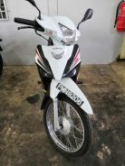 Honda Wave Alpha (SPOKE) - Secondhand