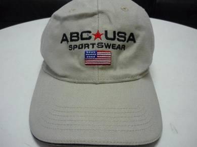 Topi ABC USA SportweAR cAP