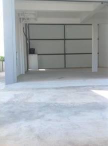 2 storey factory klang meru
