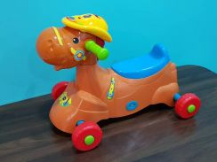 Vtech Pony push walker