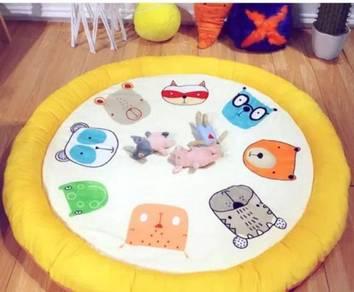 Baby Kid Playing Crawling Mat Cushion