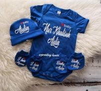 For sale Personalised Rompers Baby
