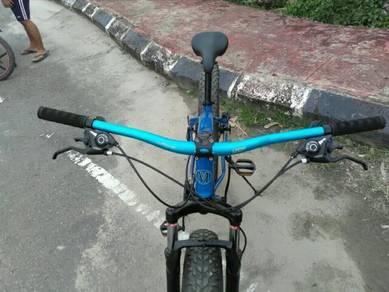 Basikal fatbike