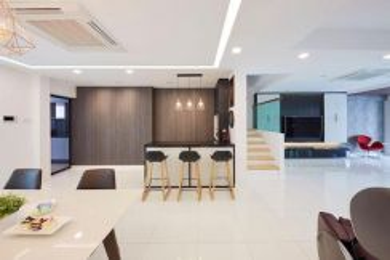 3 sty intermediate link house For Sale at Medan Idaman Setapak