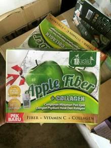 V asia apple fiber