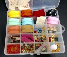 Accessory Case (Many items included)