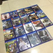 Playstation 4 cd games
