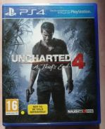 Uncharted 4 for sale or swap