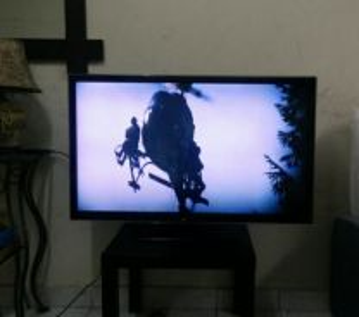 Panasonic Viera 42' LED tv