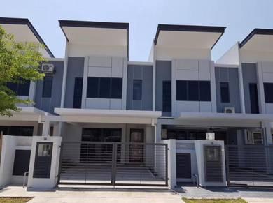 (Hoc Extend) Puchong 20x75 Gated 2-Sty FREEHOLD Bandar Bukit Puchong
