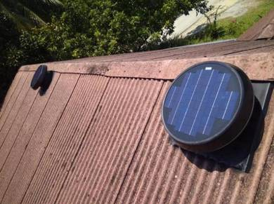 NO.1 Solar Roof Attic Ventilator Fan SUNGAI PETANI