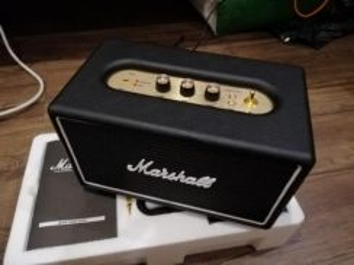 Lucky draw prize mashall bluetooth speaker