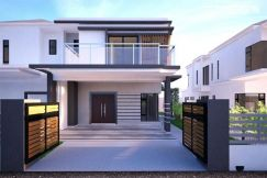 [ Discount 12% ] 20x75 FreeHold 2-Storey House, Dengkil