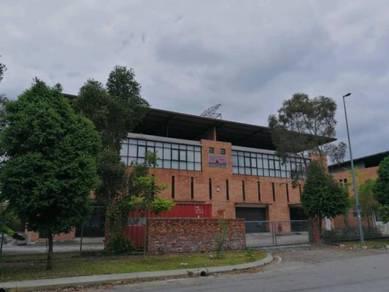 1.5 Stry Semi-D Factory, Kota Kemuning, Klang, Shah Alam